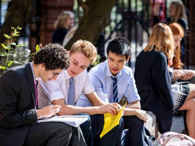 Highgate Sixt Form students